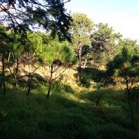 Photo taken at Zona Forestal Lomas de Zapopan by jabs F. on 12/17/2014