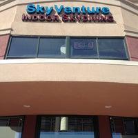 Photo taken at SkyVenture Colorado by Ike C. on 3/10/2013