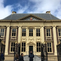 Photo taken at Mauritshuis by Marko S. on 4/28/2016