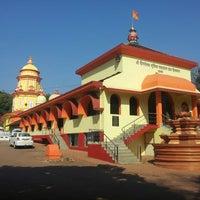 Photo taken at Shree Pundalik Devasthan Sabhgrah by Irta V. on 12/20/2013