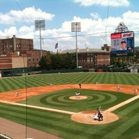 Photo taken at AutoZone Park by David P. on 5/27/2013