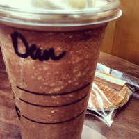 Photo taken at Starbucks by Dan L. on 4/10/2013