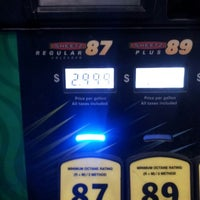 Photo taken at SHEETZ by Keith D. on 10/11/2014