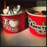 Photo taken at FroyoLife by Khalid R. on 5/24/2013