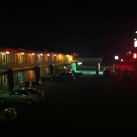 Photo taken at Travelodge Hurricane by Andre G. on 11/2/2012