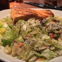 Photo taken at Outback Steakhouse by Kristen J. on 5/21/2015