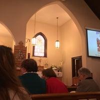 Photo taken at St. Paul Lutheran Church by Kristen J. on 3/27/2016