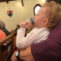 Photo taken at St. Paul Lutheran Church by Kristen J. on 10/14/2018