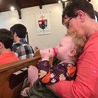 Photo taken at St. Paul Lutheran Church by Kristen J. on 10/7/2018