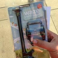 Photo taken at Waze by Evan L. on 10/30/2012
