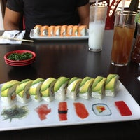 Photo taken at Sushi Shop by Pedro S. on 5/22/2013