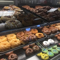 Photo taken at Donut Bank Bakery & Coffee Shop by David C. on 6/18/2017