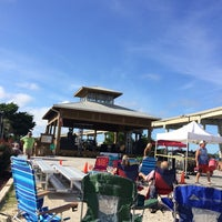 Photo taken at Holden Beach Gazebo by bluecat on 7/13/2014
