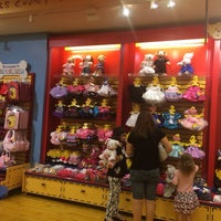 Photo taken at Build-A-Bear Workshop by bluecat on 11/17/2013
