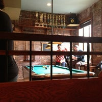 Photo taken at The Dram Shop by Pete K. on 3/24/2013