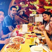 Photo taken at Pizza Pizza by Seda S. on 9/12/2013