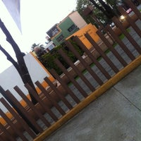 Photo taken at Parque de Bolsillo by Isaaquillo on 4/30/2014
