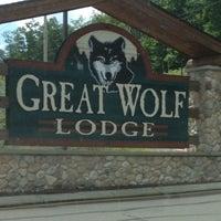 Das Foto wurde bei Great Wolf Lodge von Cee D. am 6/15/2013 aufgenommen