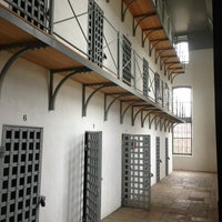 Photo taken at Wyoming Territorial Prison State Historic Site by Jimmie C. on 7/27/2013