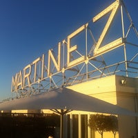 Photo taken at Grand Hyatt Cannes Hôtel Martinez by Joris B. on 1/28/2013