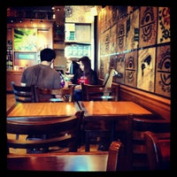 Photo taken at The Coffee Bean & Tea Leaf® by emily joy on 10/26/2012
