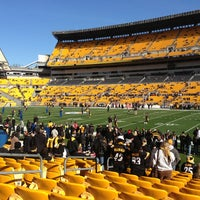 Photo taken at Heinz Field by Robert R. on 12/23/2012