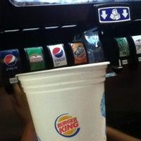 Photo taken at Burger King by Carol B. on 1/5/2013