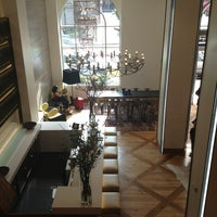 Photo taken at Hotel Zetta San Francisco by Emily N. on 4/1/2013