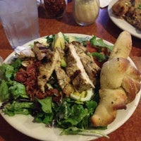 Photo taken at Oggi's Pizza & Brewing Company by Janet A. on 2/19/2013