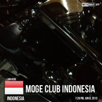 Photo taken at Moge Club Indonesia by Tanhar M. on 6/8/2013