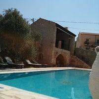 Photo taken at Arosmari Village Hotel by Guy R. on 7/10/2013