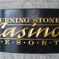 Photo taken at Turning Stone Resort Casino by JT T. on 3/5/2013