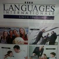 Photo taken at Languages Internationale by Kathleen G. on 11/16/2012