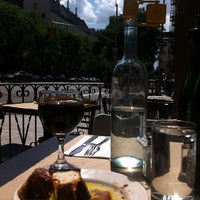 Photo taken at Malatesta Trattoria by Savannah P. on 6/23/2013