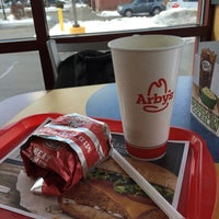 Photo taken at Arby's by Naish on 3/5/2015