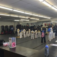 Photo taken at Quest Martial Arts by Kaye O. on 7/28/2016