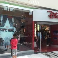 Photo taken at Disney store by Kaye O. on 5/14/2016