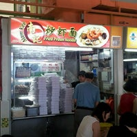 Photo taken at Nam Kee Fried Prawn Noodle by AA M. on 11/23/2011