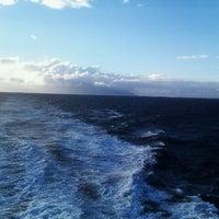 Photo taken at Atlantic Ocean by Olga L. on 11/7/2012