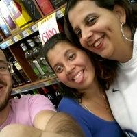 Photo taken at Barbosa Supermercados by Lucas Gonçalves #. on 9/21/2014