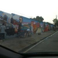 Photo taken at Avenida Pastor Martin Luther King Júnior by RodrigoRomano . on 10/26/2012