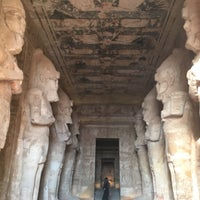 Photo taken at Temple of Ramses by Abdullah Anas H. on 1/14/2017