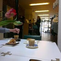 Photo taken at Koko Coffee & Design by Tinto B. on 5/11/2013