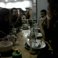 Photo taken at Warung Nasi AMPERA by Risti W. on 7/20/2013