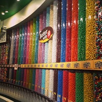 Photo taken at M&M's World by Faby P. on 7/18/2013