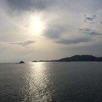 Photo taken at Pacifica Aqua 1270 by Daniela C. on 7/26/2014