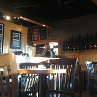 Photo taken at The Woods Coffee (Bakerview Square) by Yi-Ying S. on 1/11/2013