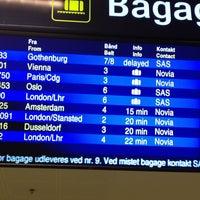 Photo taken at Baggage Reclaim by Lourel J. on 5/1/2013