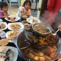 Photo taken at Flaming Steamboat by Nik Mohd Z. on 11/14/2016