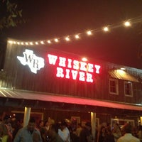 Photo taken at Whiskey River Dancehall & Saloon by IamD N. on 7/28/2013